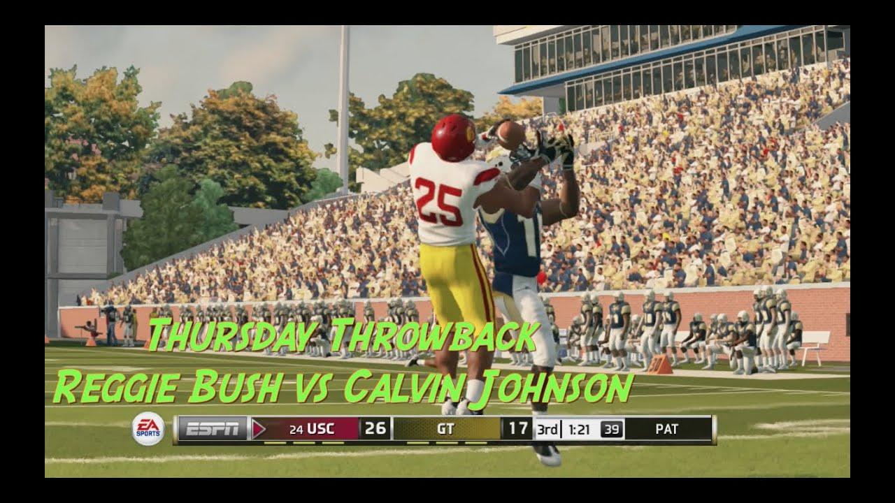 calvin johnson college