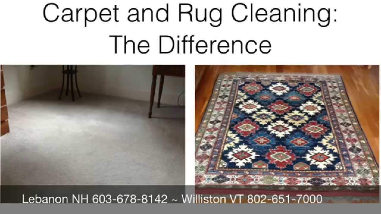 Carpet And Rug Cleaning Video You