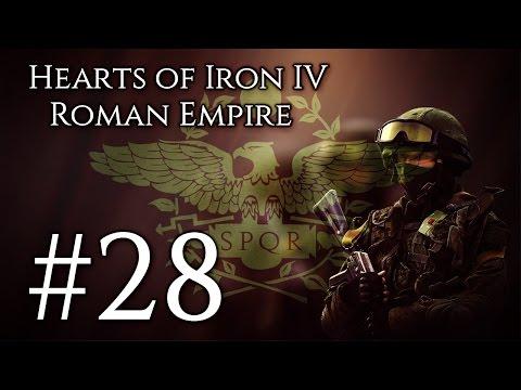 [28] Hearts of Iron IV - Millennium Dawn - Roman Empire - Fall of Istanbul