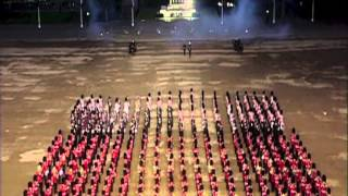 "Beating Retreat 2013: Battle Symphony - ""Wellington"
