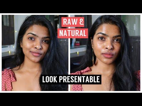 Raw & Natural Look GRWM || Coffee Body / Skin Care Routine Ft. MCaffeine