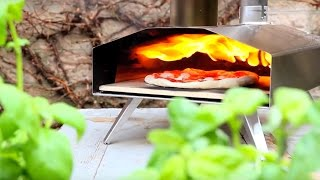 INTRODUCING: Uuni 2S wood-fired oven. Make pizza in under 60 seconds