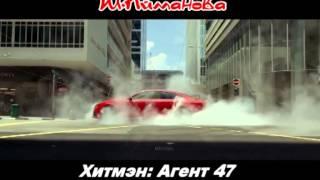 """Премьера """"Хитмэн Агент 47"""" в Кинотеатре им. Ш. Айманова"""