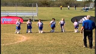 us youth soccer novice coach u6 u8 red light green light