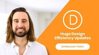 Divi Feature Update! Huge Design Efficiency Improvements Now Available
