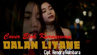 Dalan Liyane - cipt.Hendra Kumbara# Cover Elok Official