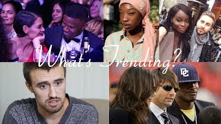 JamieAndNikki over | #DMXChallenge | Jamie Fox and Katie Holmes split | What's Trending?