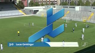TSV 1860 München II - Viktoria Aschaffenburg (Regionalliga Bayern 15/16, 7. Spieltag)