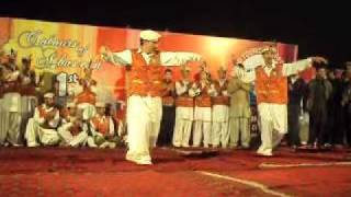 chitral boys mast dance