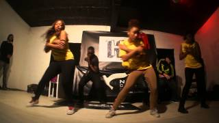 Yuh Can Wine - Show Dancehall - Fonk Up # 7 - Festival Hiphop & Art # 5