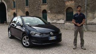 Volkswagen Golf TGI | la prova del 1.4 turbo a metano da 110 CV