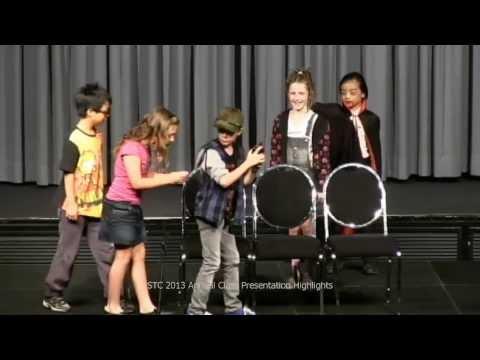 Sydney Talent Co 2013 Annual Class Presentation Highlights