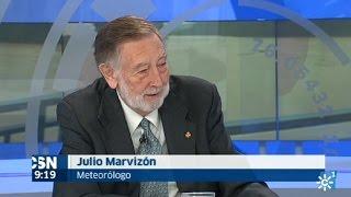 CLARO CONTRA CAMBIO CLIMATICO :La Entrevista | Julio Marvizón, meteorólogo