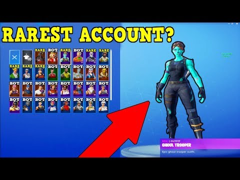 RAREST SEASON 1 ACCOUNT! (Account Scammers!)   Fortnite Stacked Accounts!