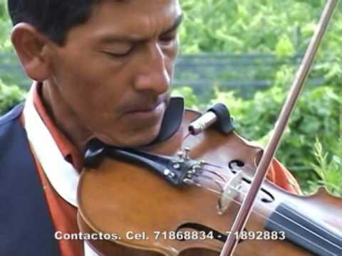 FOLKLORE BOLIVIANO - EL VIOLÍN AVENTURERO   TARIJA BOLIVIA   CUECA CHACARERA 08