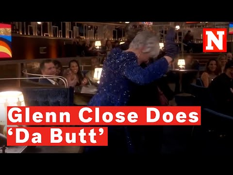 Watch Glenn Close Do 'Da Butt' Dance In Viral Oscars Moment