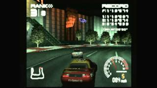 CGR Undertow - R4: RIDGE RACER TYPE 4 for PlayStation Video Game Review