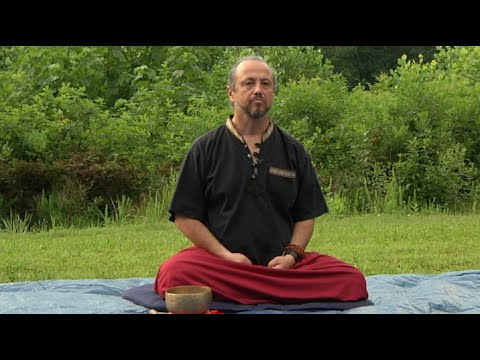 Tsa Lung Guided Meditation Practice - Alejandro Chaoul