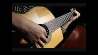 Kiếp rong buồn guitar LinhKent