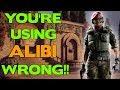 You Re Using Alibi Wrong Rainbow Six Siege Tips mp3