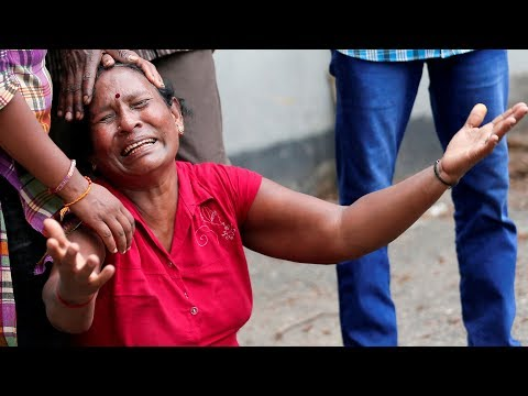 Hundreds killed after bombings rock Sri Lankan churches, hotels