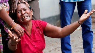 Hundreds killed after bombings rock Sri Lankan churches, hotels