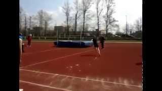 легкая атлетика 2014