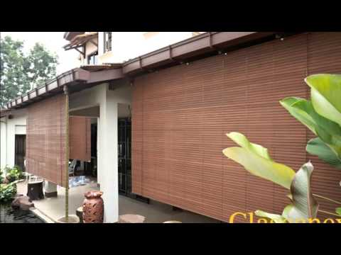 Installed Outdoor Blinds 01