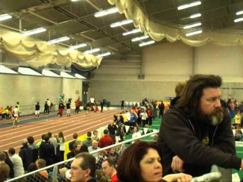 utah state university indoor track meet