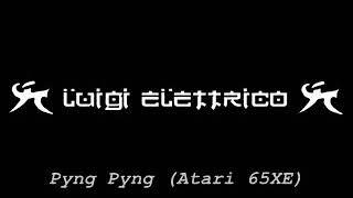 Luigi Elettrico - Pyng Pyng (Atari 65XE)