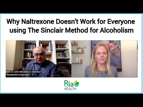 Why Naltrexone Doesn't Work for Everyone – The Sinclair Method for Alcoholism