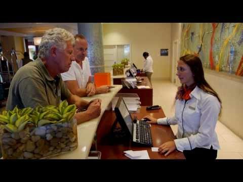 Stage in de front office: Daphne op Curacao
