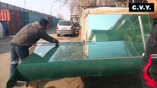 Учитесь резать стекло у таджиков(Как таджики резали стекло., 2015-02-06T09:43:30.000Z)