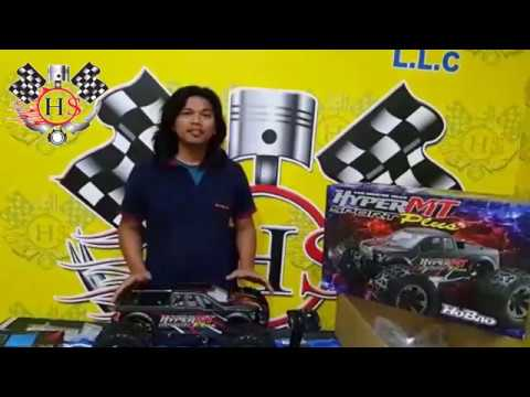 Hobao Hyper MT Sport Plus Electric Unboxing-Hobby Sportz LLC