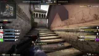 CRAZIEST CSGO SEQUENCE! DIRTY 1 TAP