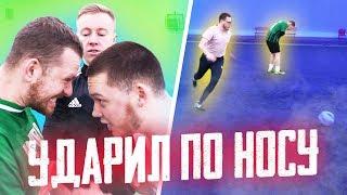 КОММЕНТАТОР ПРОТИВ БЛОГЕРА // СаняФифа против Нагучева
