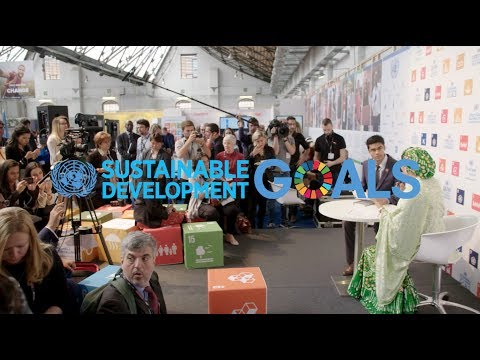 Celebrating the SDGs and One UN at European Development Days 2017