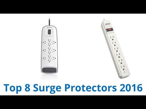 8 Best Surge Protectors 2016