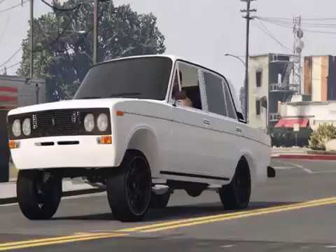 Gta 5 Vaz 2106 Aftos Gta5 Aftos Video