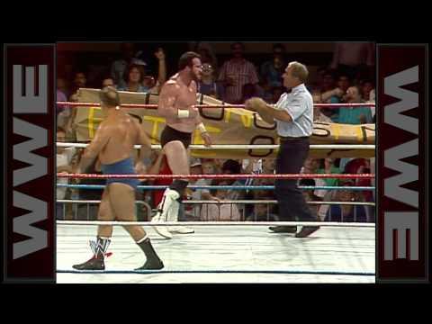 Bruno Sammartino vs. Hercules: Houston Live Event, August 28, 1987