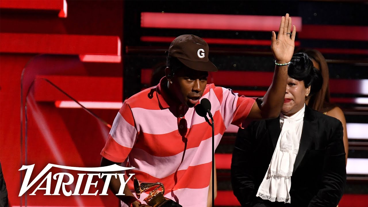 Tyler, the Creator Wins Best Rap Album for 'Igor' at the Grammys