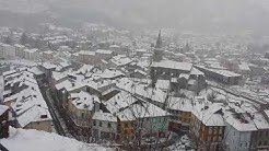 Tarascon sur Ariège 2018 (la neige)