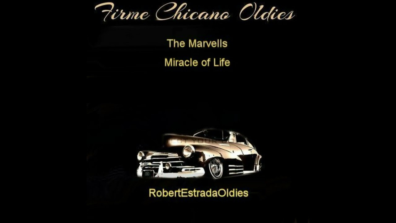 The Marvells ~ Miracle of Life