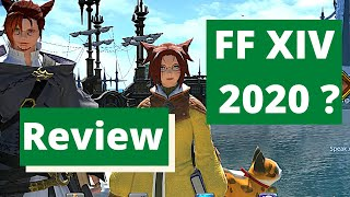 Final Fantasy XIV Review 2020 | Best MMORPG Worth Playing? Family Friendly (ffxiv/ff14)