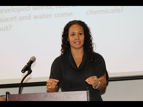 What exactly is in your tap water? Meet expert Heather A. Kollar of H2OCleanse