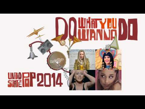 """OFFICIAL DJ Earworm Mashup - US Pop 2014 """"Do What You Wanna Do"""" (MP3 Download)The best remix of POP"""