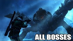 Lost Planet 3 - All Bosses (With Cutscenes) HD 1080p60 PC