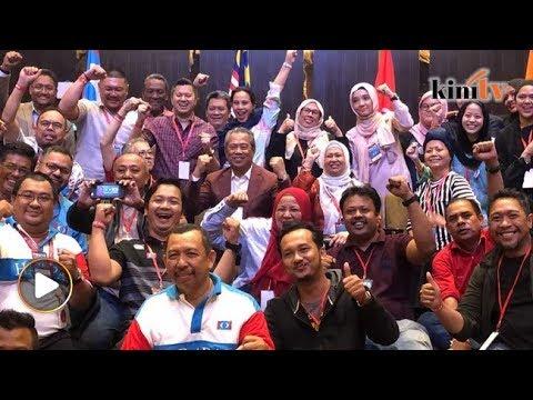Lagu 'Selamat tinggal Najib, Rosmah' bergema