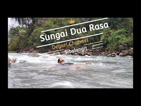 Perjalanan Menuju Keindahan Sungai 2 Rasa Sibolangit, Sumatera Utara