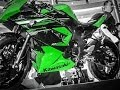 Kawasaki Ninja 250SL 2014 (RR Mono) live video exploration